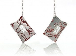 Silver-Red-Window-Earing1