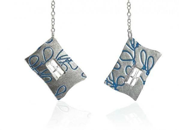 Silver-Blue-Window-Earing1